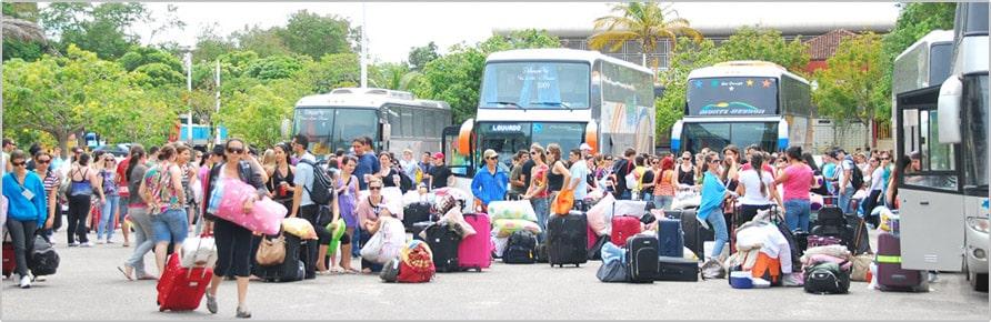Milhares de jovens participam do evento. Foto: Divulgação.